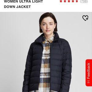 Uniqlo Ultra Light Down Coat